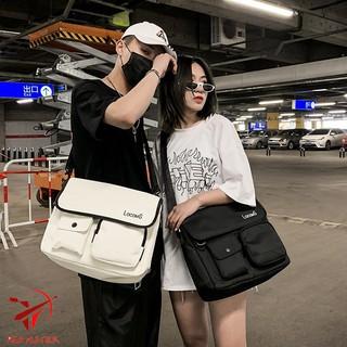 (HÀNG CÓ SẴN SỐ LƯỢNG LỚN) Túi đeo vai thời trang nam nữ Ulzzang Hàn Quốc bền, nhẹ TF4