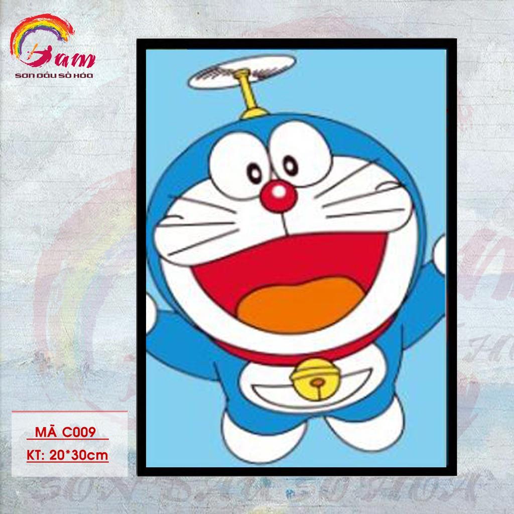 Tranh tự tô màu sơn dầu số hóa DIY size nhỏ cho trẻ em - Mã C009 Doraemon - 3369970 , 1339247180 , 322_1339247180 , 78000 , Tranh-tu-to-mau-son-dau-so-hoa-DIY-size-nho-cho-tre-em-Ma-C009-Doraemon-322_1339247180 , shopee.vn , Tranh tự tô màu sơn dầu số hóa DIY size nhỏ cho trẻ em - Mã C009 Doraemon