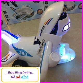 [Bán giá gốc] Máy bay biến hình robot