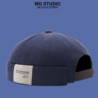 Mũ Nồi MG STUDIO Phong Cách Retro Gồm 5 Màu Sắc Thời Trang