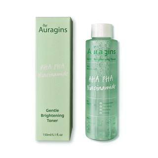 Nước hoa hồng The Auragins Gentle Brightening Toner - 150ml thumbnail