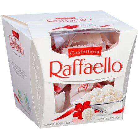 Kẹo Socola dừa Rafeallo.