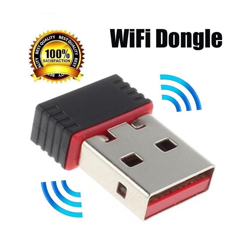 USB Thu Wifi Mini 802.11n 150Mbps Không Anten