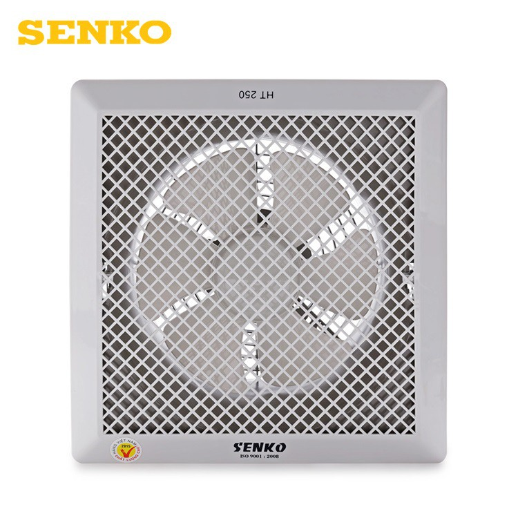 Quạt hút thông gió âm trần 40W Senko HT250