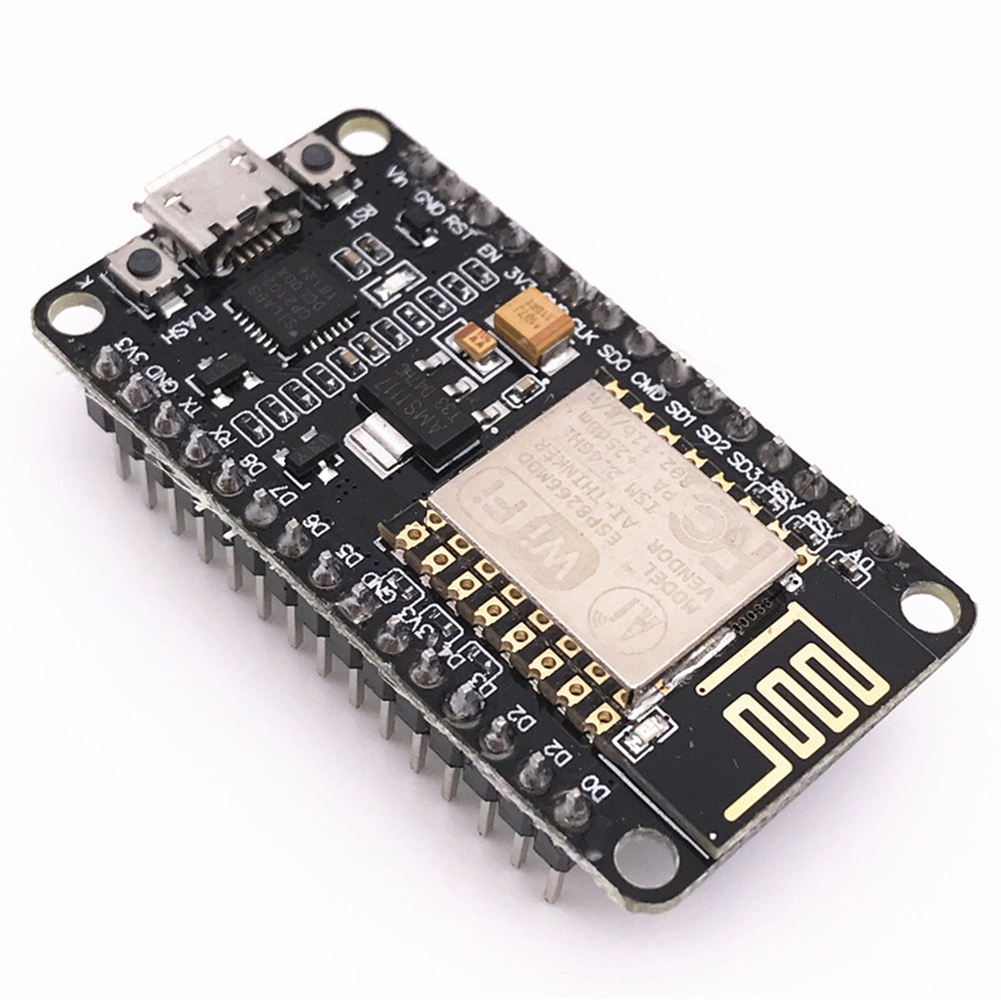Mini Module Electronic Open Source Easy Install Internet Based ESP8266 Durable Smart Wireless Stable Development Board Giá chỉ 87.000₫