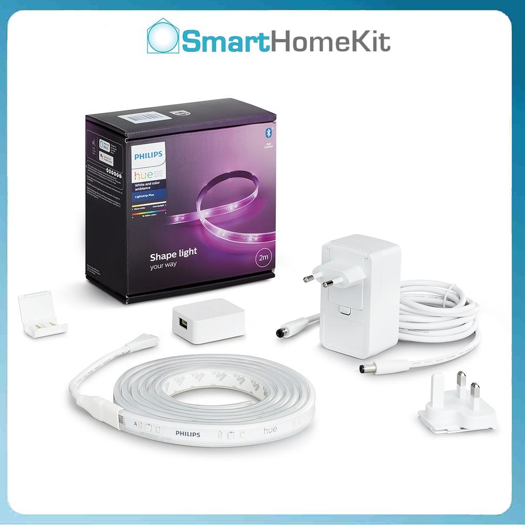 Đèn LED dây thông minh Philips Hue Lightstrip Bluetooth (2m) - chính hãng BH 2 năm