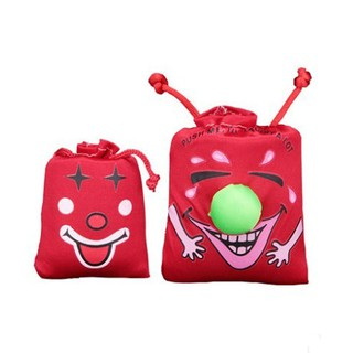 Kids Happy Toys Gags Music Funny Laugh Bag Laughter Bags Festivals Gifts Celebrate Toys