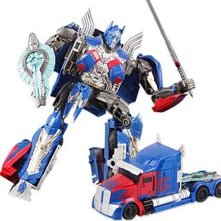 Mô hình Optimus Prime TLK- BmB Studio Series