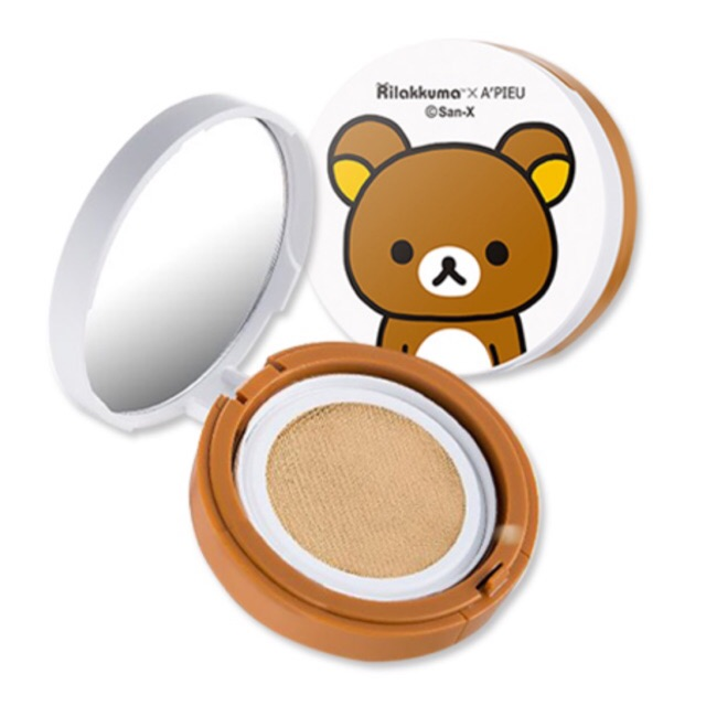 Phấn nước A'Pieu Rilakkuma Air Fit Tension SPF30+/PA++ (Tone 23)