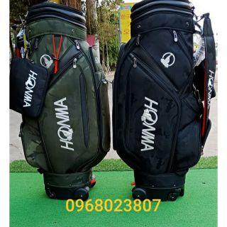 Túi golf hàng không bánh xe kéo Honma taylormade Titlesit thumbnail