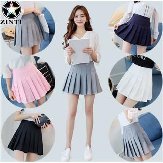 Váy tennis hàn quốc, váy xếp ly xoè, chân váy ngắn, chân váy xếp ly siêu hot VTN02
