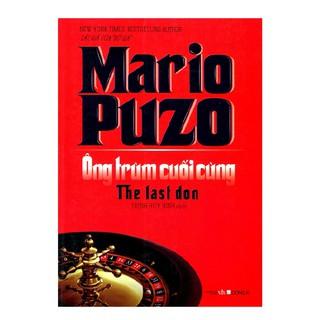 Sách - Ông Trùm Cuối Cùng (Mario Puzo) Tặng Post Card Danh Ngôn