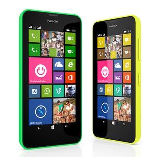 Điện Thoại NOKIA Lumia 630 Cảm Ứng WiFi 3G Nguyên Zin 1 Sim