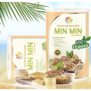 Ngũ cốc Lợi Sữa 29 hạt cao cấp Min Min mẫu mới – ngũ cốc chính hãng – ngũ cốc dinh dưỡng cho bà bầu