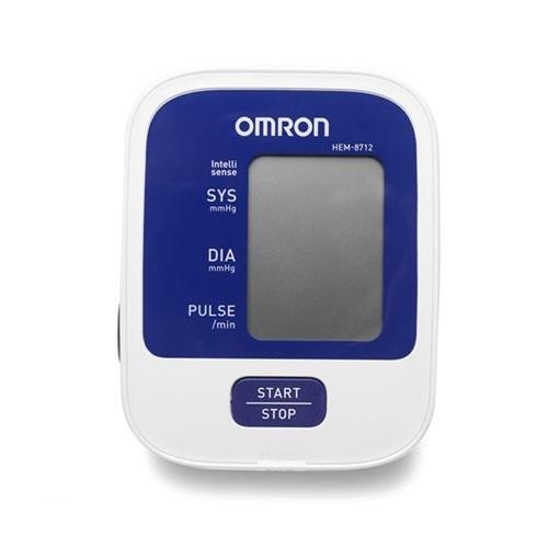 Máy đo huyết áp bắp tay Omron HEM 8712 - Bảo hành 36 tháng - 3024902 , 164291355 , 322_164291355 , 635000 , May-do-huyet-ap-bap-tay-Omron-HEM-8712-Bao-hanh-36-thang-322_164291355 , shopee.vn , Máy đo huyết áp bắp tay Omron HEM 8712 - Bảo hành 36 tháng