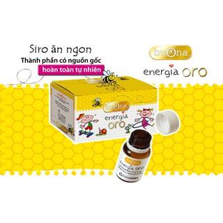 Siro ăn ngon Buona Energia Oro thumbnail