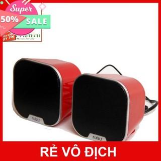 Loa Vi Tính 2.0 Ruizu RS110 – âm thanh cực chuẩn