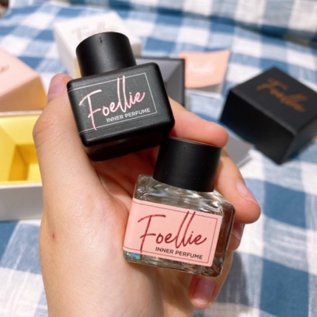 [Mã COSHOT24 hoàn 8% xu đơn 250K] Nước hoa vùng kín Foellie