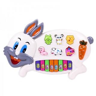 [HOT] Đồ chơi Đàn pin hình thỏ