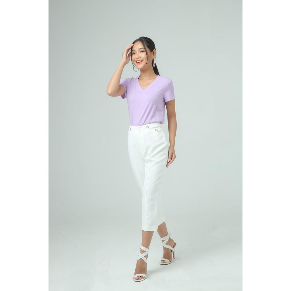 IVY moda Áo thun Nữ MS 57W0012