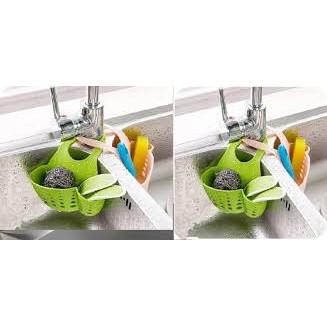 Giỏ đựng đồ rửa bát silicon tiện dụng