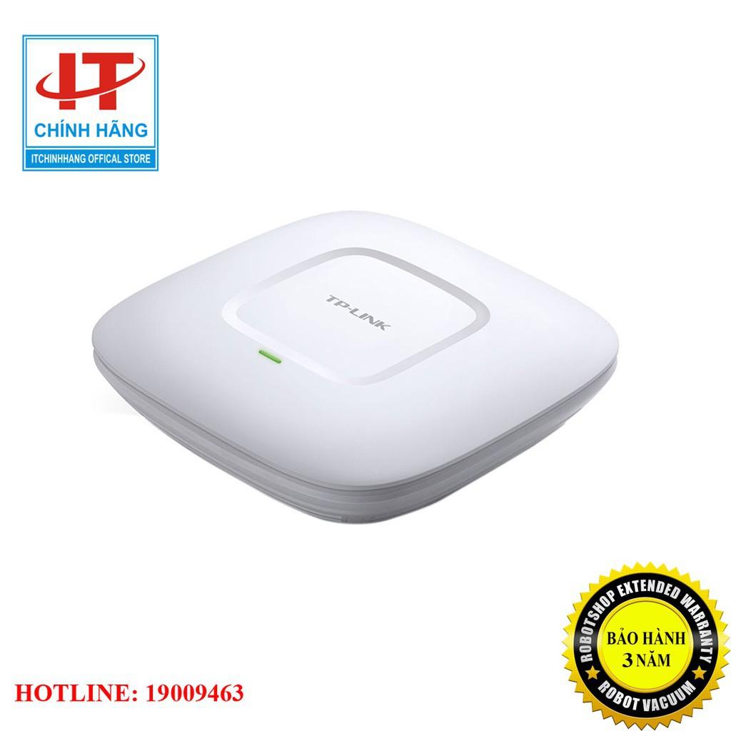 [Nhập ELCLMAY hoàn 30K xu đơn từ 200K]Bộ phát sóng Wifi TP-LINK EAP110, Hàng chính hãng bảo hành 24 tháng Giá chỉ 505.000₫