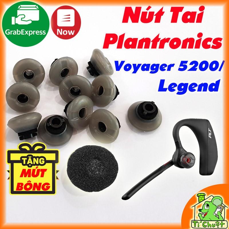 Nút Cao Su Tai Nghe Bluetooth Plantronics Voyager Legend,Voyager 5200,Voyager Legend UC