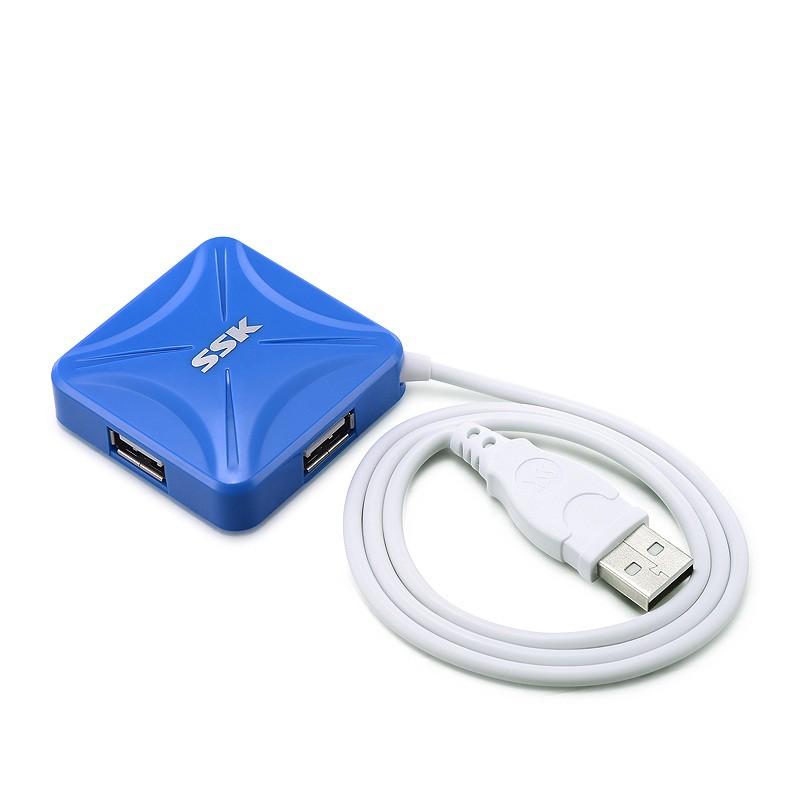Hub USB 4 cổng SSK 027