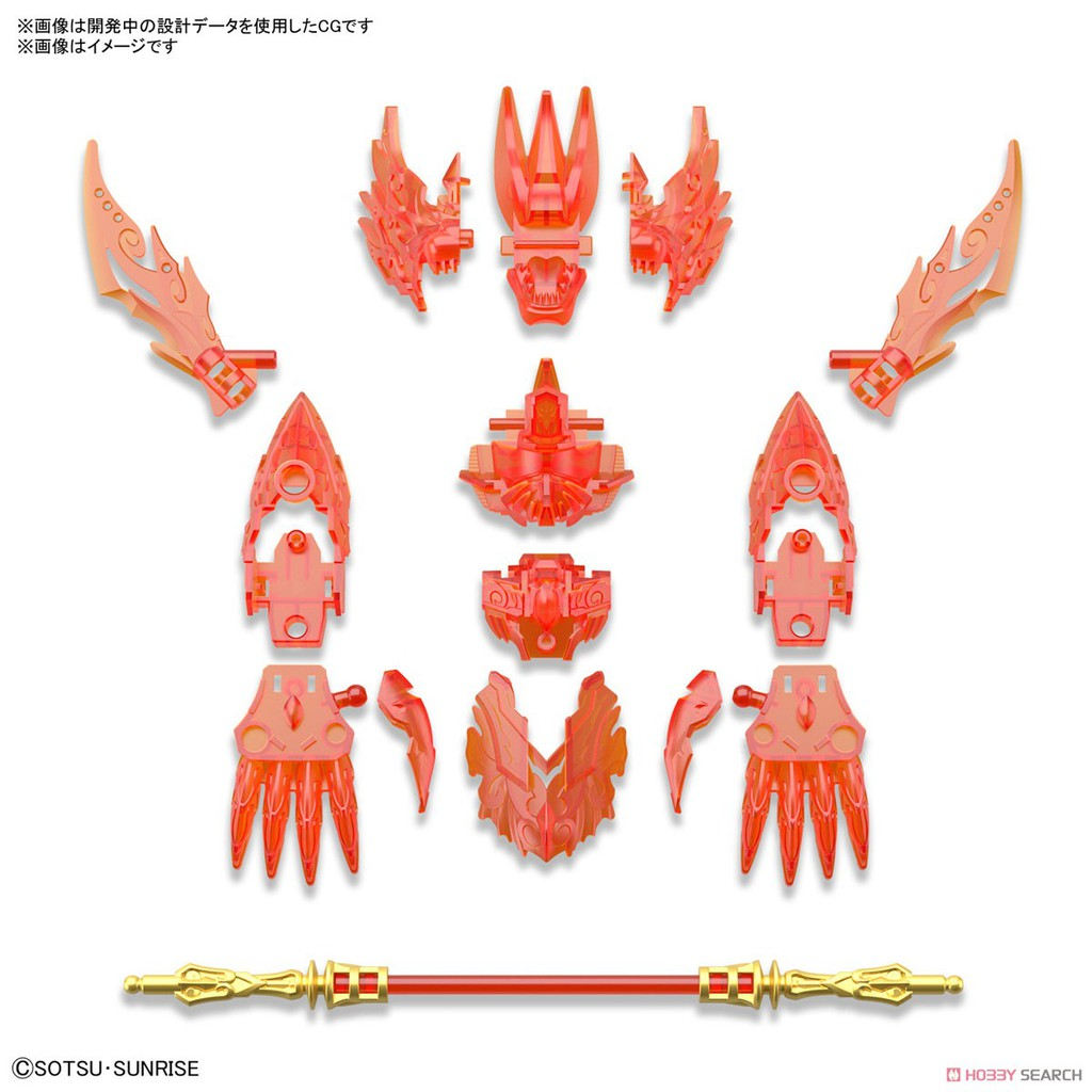 Mô hình SDW Heroes Wukong Impulse Gundam