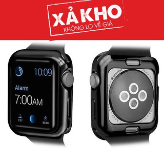 Ốp Dẻo Siêu Mỏng Silicon Case Cho Apple Watch seri 1 2 3 4 5
