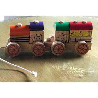 Đồ chơi tàu hỏa 2 toa (Quà tặng của Bopby )