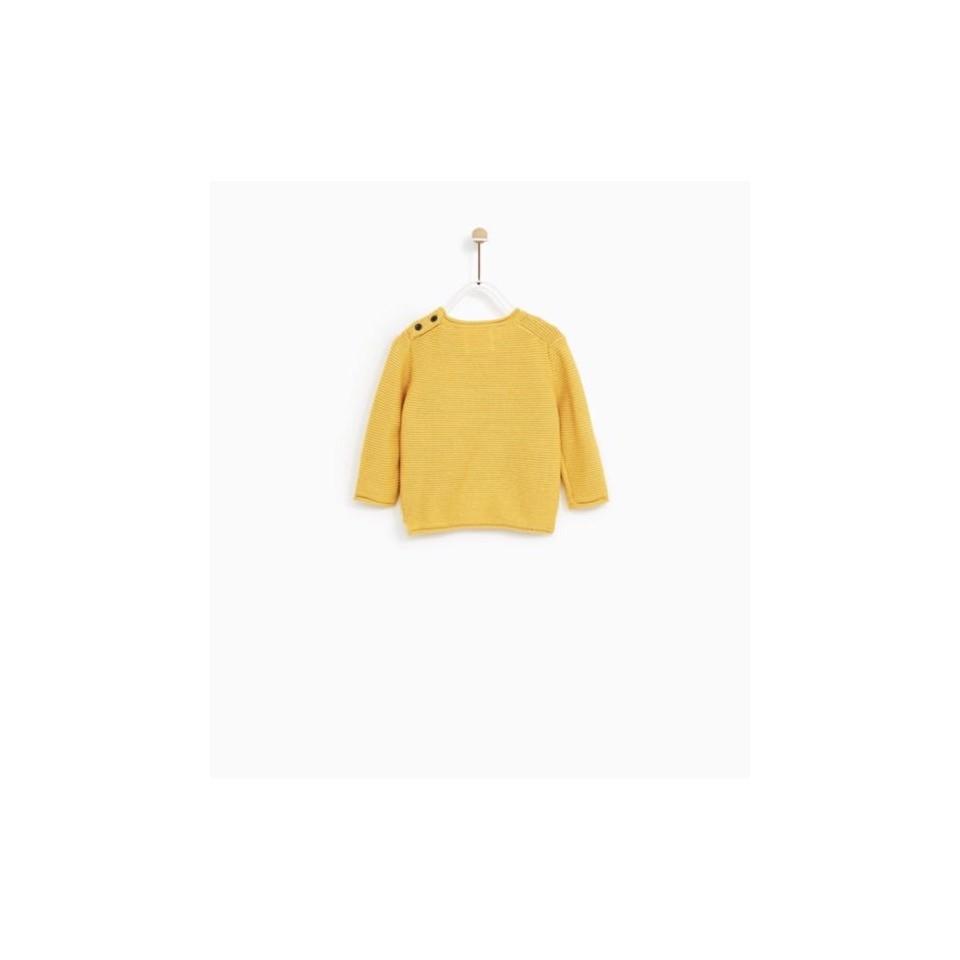 Áo len màu vàng giành cho bé - 2588446 , 1341854768 , 322_1341854768 , 155000 , Ao-len-mau-vang-gianh-cho-be-322_1341854768 , shopee.vn , Áo len màu vàng giành cho bé