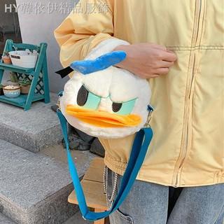 Túi Đeo Vai Hình Vịt Donald