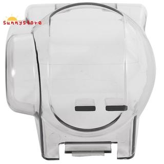 For DJI Mavic Pro / Platinum Gimbal Lock Camera Guard Protector Transport Fixed Lens Cover Accessories (Transparent Gray)