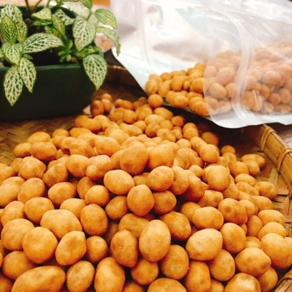 [Mã GRO2703 hoàn 12% xu đơn 250K] 1kg đậu phộng da cá nước cốt dừa
