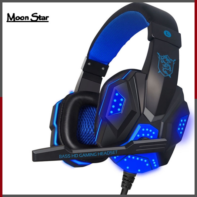 Wired Gaming Headset Headphone for PS4 Xbox One Nintend Switch iPad PC Giá chỉ 149.100₫