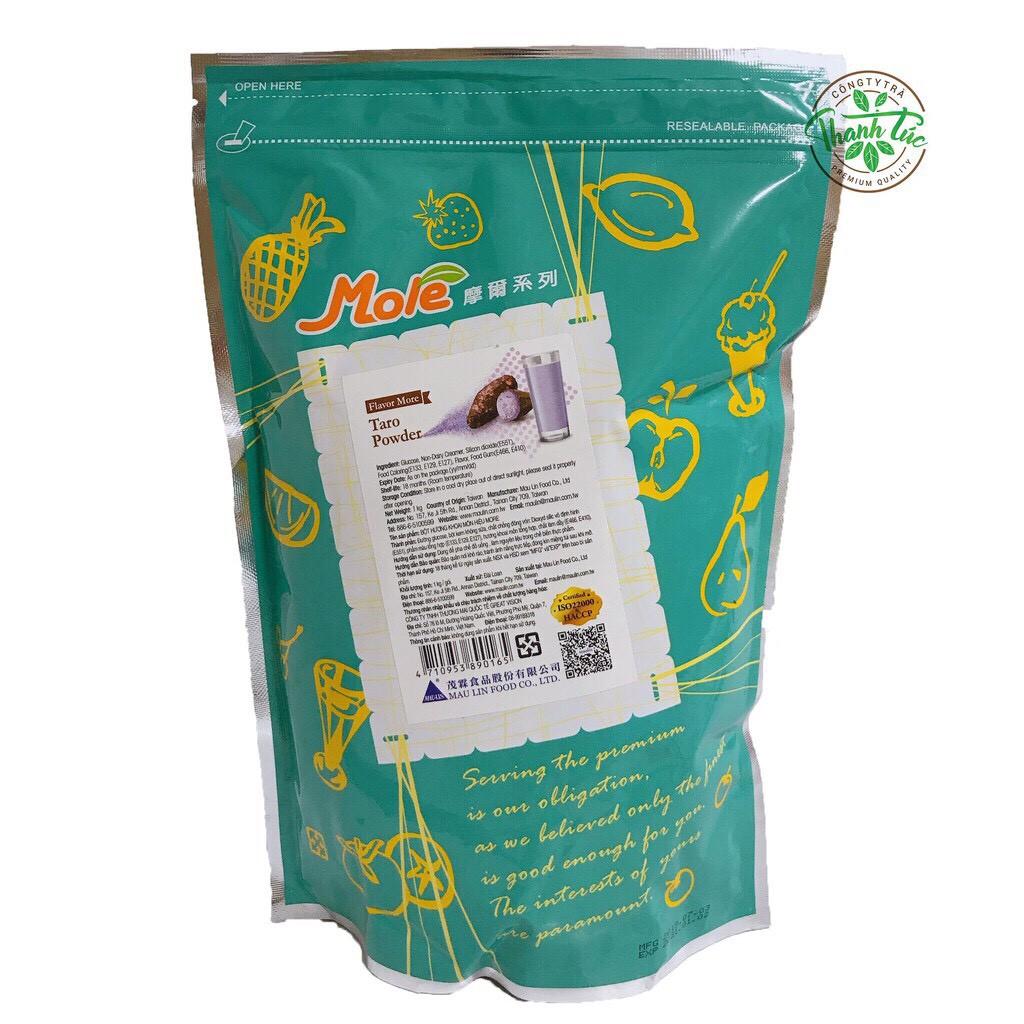 Bột Vị Khoai Môn Mole 1kg - Pha Trà Sữa Khoai Môn Chuẩn Ngon