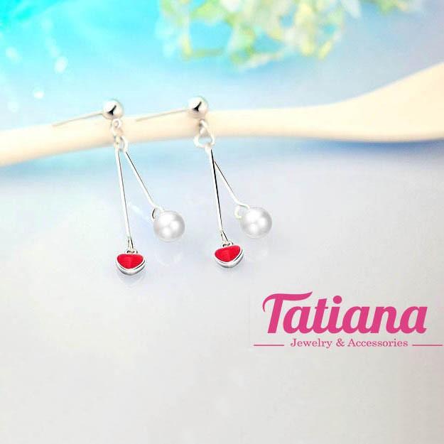 Bông Tai Mạ Bạc Little Heart - Tatiana- BB3090 (Bạc) - 2484356 , 886301430 , 322_886301430 , 113000 , Bong-Tai-Ma-Bac-Little-Heart-Tatiana-BB3090-Bac-322_886301430 , shopee.vn , Bông Tai Mạ Bạc Little Heart - Tatiana- BB3090 (Bạc)