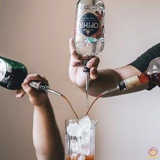 Vòi Rót Rượu [INOX CAO CẤP] nhỏ gọn bền chắc, phù hợp với đa số chai rượu, giao hàng nhanh thumbnail