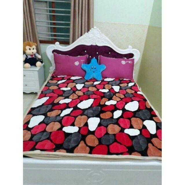 Thảm nỉ trải giường, trải sàn cho mùa đông ấm áp. - 3301887 , 799619338 , 322_799619338 , 180000 , Tham-ni-trai-giuong-trai-san-cho-mua-dong-am-ap.-322_799619338 , shopee.vn , Thảm nỉ trải giường, trải sàn cho mùa đông ấm áp.