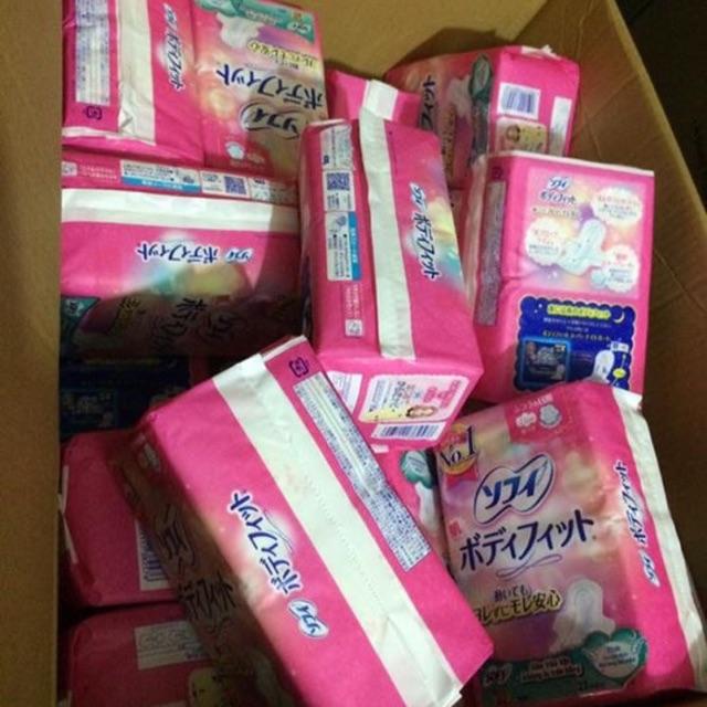 Băng vệ sinh Sofy của Nhật Bản - 2991609 , 941762724 , 322_941762724 , 35000 , Bang-ve-sinh-Sofy-cua-Nhat-Ban-322_941762724 , shopee.vn , Băng vệ sinh Sofy của Nhật Bản