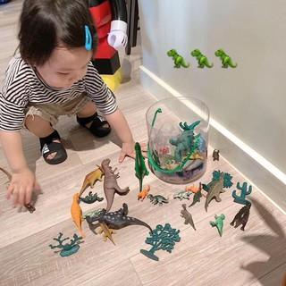 Bộ sưu tập khủng long thời tiền sử 32 chi tiết cho bé