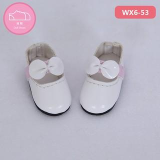 Giày Búp Bê Đính Nơ Xinh Xắn Dành Cho Búp Bê Wx 6-53