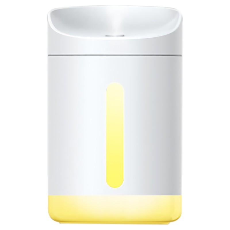 340Ml Air Humidifier Essential Diffuser For Home Car White
