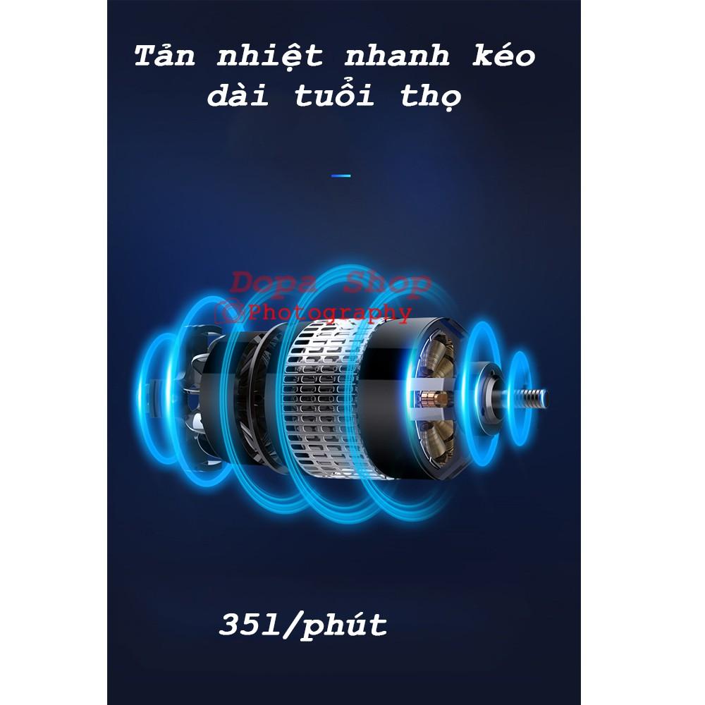Máy hút bụi cầm tay không dây AIKESI công suất 120W, máy hút bụi mini cho gia đình tiện lợi lực hút khỏe