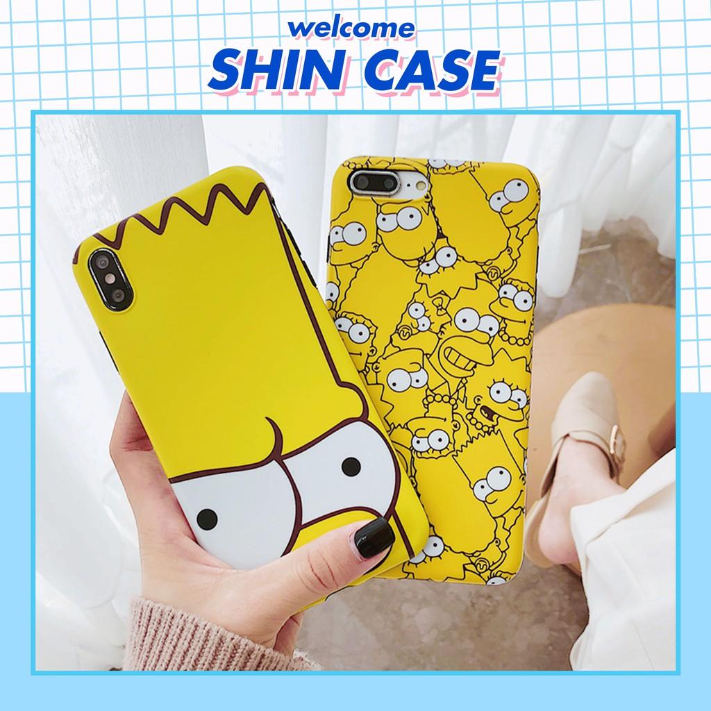 Ốp lưng iphone Gia đình Simpson 6/6plus/6s/6s plus/6/7/7plus/8/8plus/x/xs/xs max/11/11 pro/11 promax/samsung – Shin Case