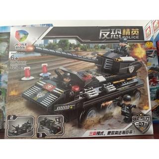 NON-LEGO SWAT POLICE 41016