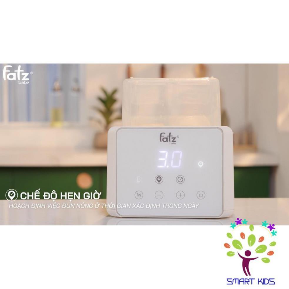 Máy hâm sữa tiệt trùng điện tử Duo 3 Fatz baby FB3093VN - Máy tiệt trùng  bình sữa