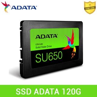 SSD Adata 120G SU650 2.5 inch SATA3 - Hàng chính hãng (ASU650SS-120GT-R) thumbnail
