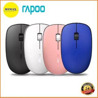 Chuột vi tính quang không dây Rapoo M200 Silent – BẢO HÀNH 2 NĂM